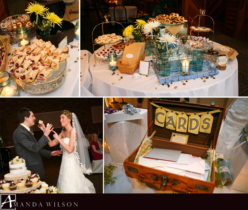 Wedding Cookie Table: THUNDERSTRUCK