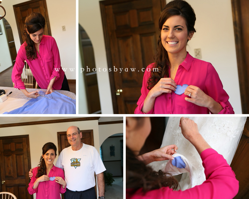 bride_sews_heart_on_wedding_dress