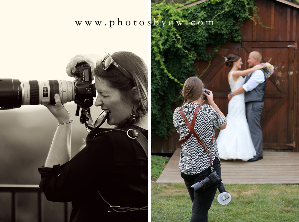 day in the life of wedding photographer