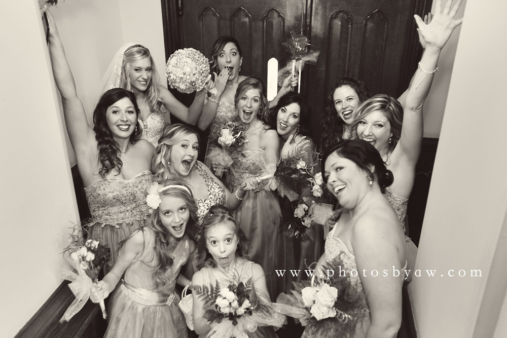 pittsburgh bridesmaids
