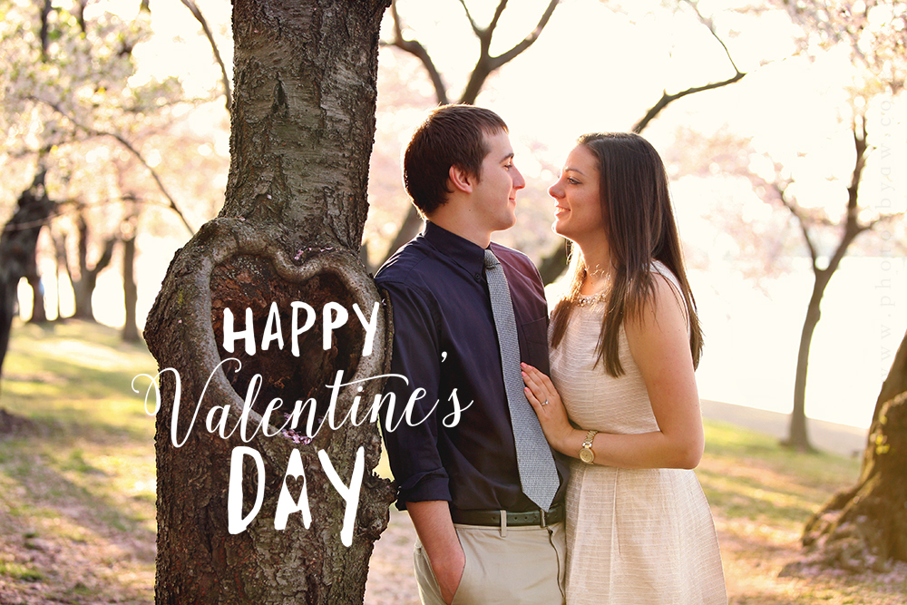 happy valentine's day couple photos