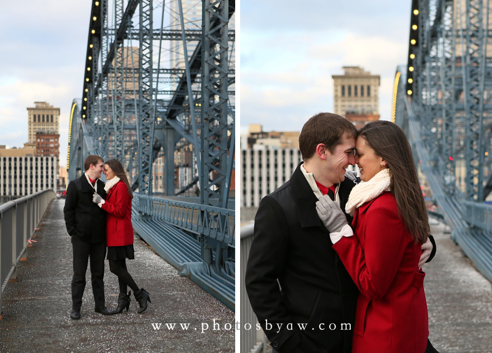 bride-wearing-red-coat-winter-photos