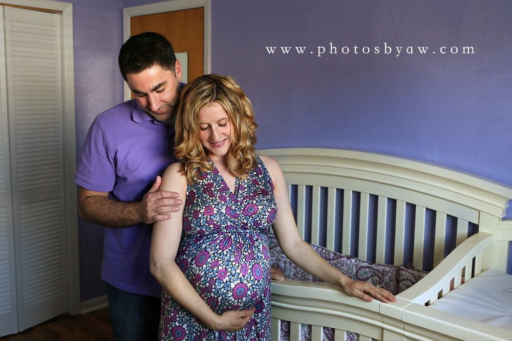 nursery-pregnancy-photos