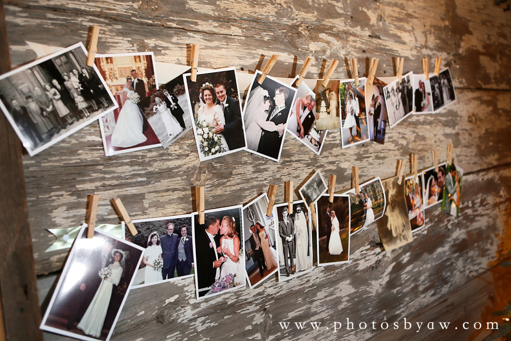 family_wedding_photo_display
