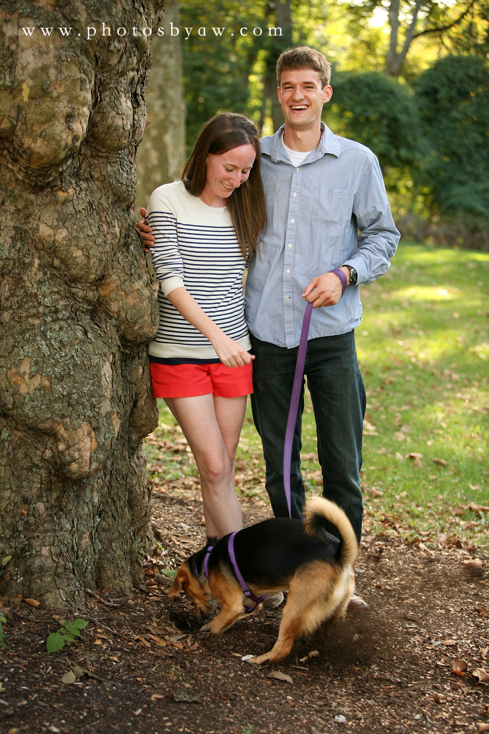 funny_dog_engagement_photos