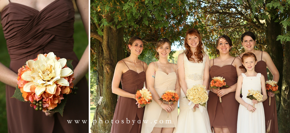 bridesmaids_brown_dresses